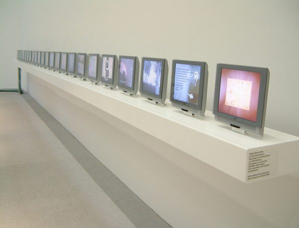 many screens